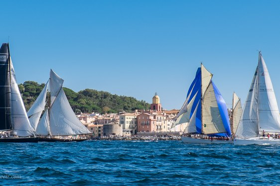 Les Voiles de Saint-Tropez