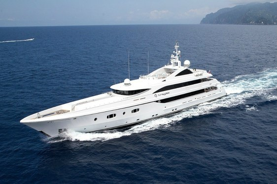 Motor Yacht TURQUOISE Offers Significant Discount