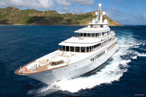 Superyacht UTOPIA Available For Charter In The Mediterranean This Summer