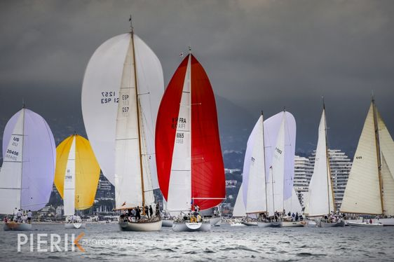 Les Voiles d'Antibes 2017