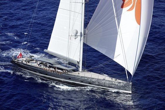 Sailing Yacht GANESHA Takes Dubois Cup 2015