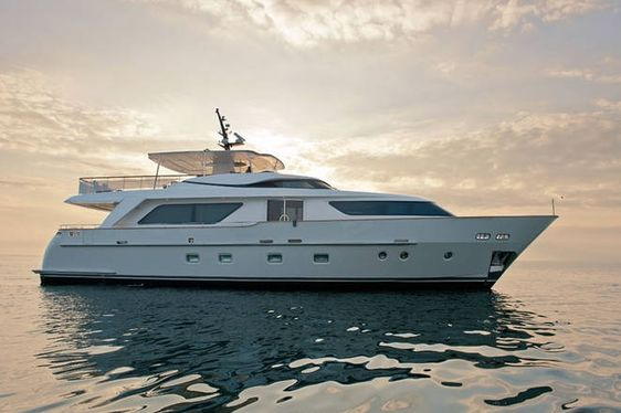 New-Build Superyacht NOOR Added to the Charter Fleet