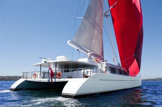 Catamaran 'Necker Belle' Offers Discount on Charters