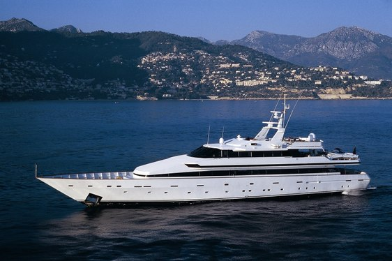 Superyacht 'Costa Magna' Open for Charter at Monaco Grand Prix