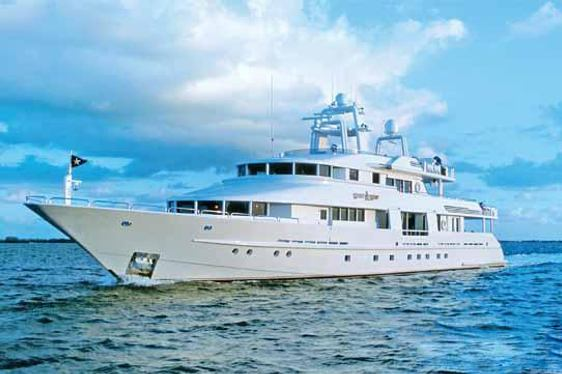 Starship 40m Motor Yacht Special Rates