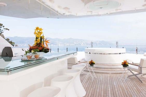 Motor Yacht RESILIENCE Offers 15% Discount on Ibiza Charters