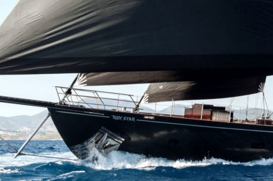 Turkey yacht charters available with luxury sailing yacht 'Rox Star'