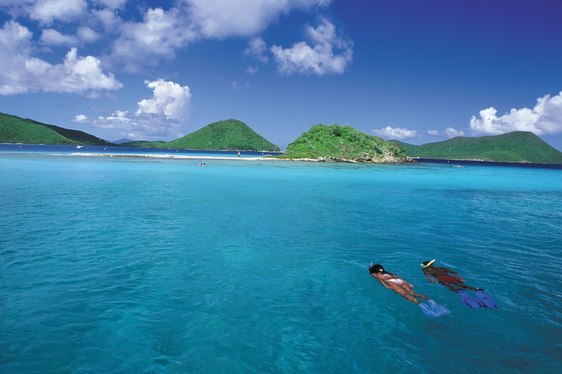The 5 Best Diving Locations to Experience on your Virgin Islands Yacht Charter