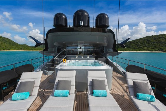 Superyacht 'Grey Matters' Offers Special Winter Charter Rate