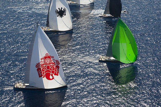 Charter Yachts Head To The Superyacht Cup Palma 2016