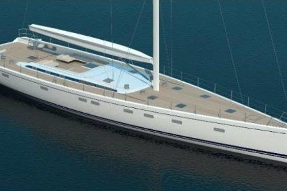 Sailing Yacht SHAMANNA Joins Global Charter Fleet