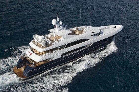 Motor Yacht 'Libra III' (ex Lady Linda) New to Charter