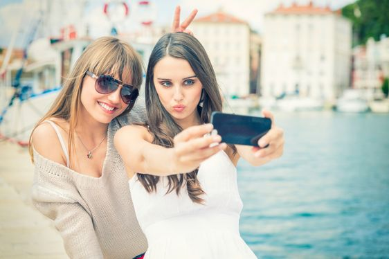 The Top 10 Places to Take a Selfie on a Luxury Yacht Vacation