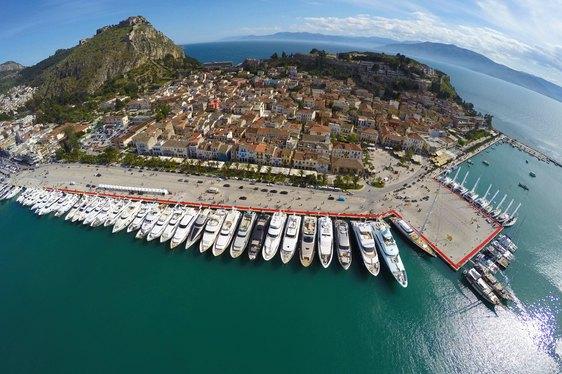 Mediterranean Yacht Show 2015 hailed a huge success