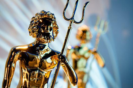 Golden Neptune Trophies