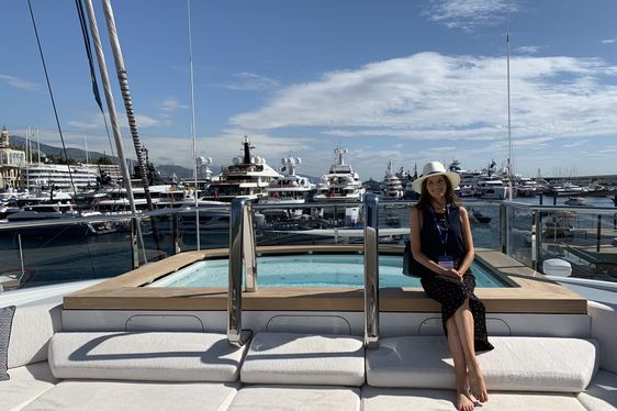 Best show photos LIVE from the Monaco Yacht Show 2019