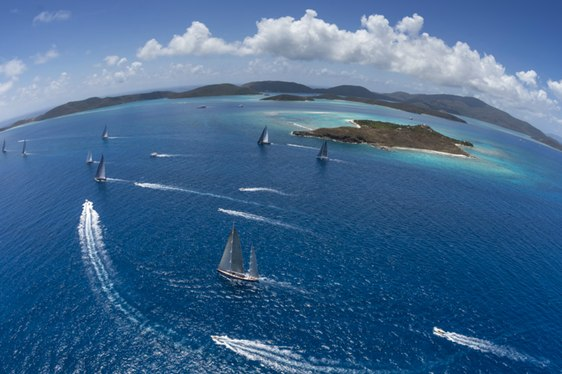 Caribbean Superyacht Regatta and Rendezvous
