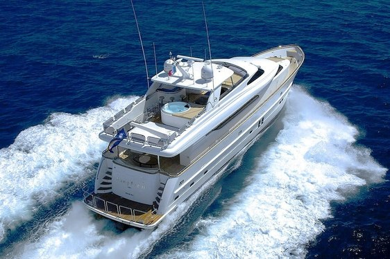 Superyacht 'Annabel II' Summer Discount