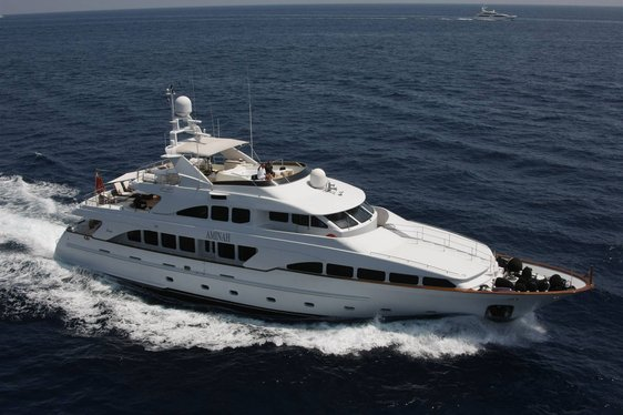 Aminah Joins the Charter Fleet