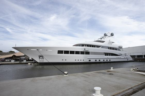 VIDEO: Superyacht ROCK.IT On Her First Sea Trials