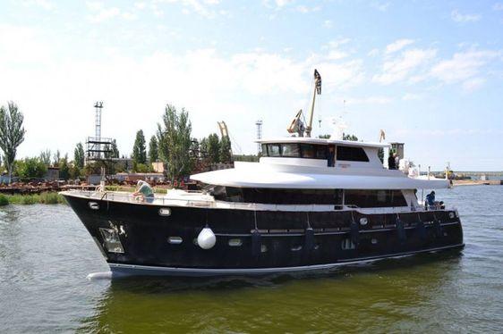 New Superyacht DESTINY Joins Charter Fleet