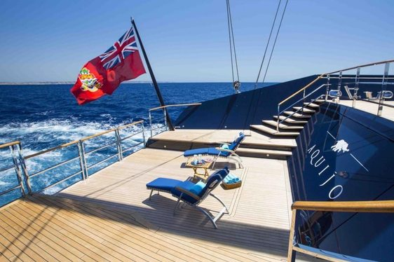 Sailing Yacht AQUIJO Open For Charter In The Caribbean This New Year