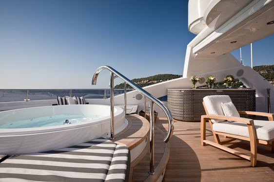 Save 20% on a Monaco Charter Aboard Sunseeker Motor Yacht THUMPER