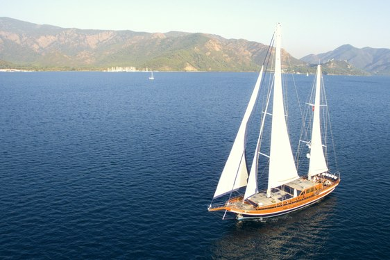 Luxury Gulet 'Queen of Datca' Offers Special Deal in Greece and Turkey