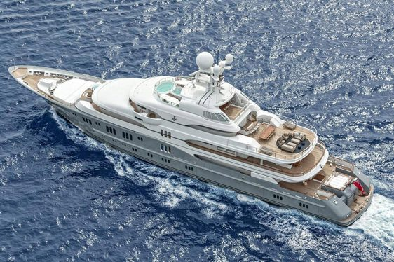 Lurssen Charter Yacht TV Reported To Attend The Monaco Yacht Show 2016