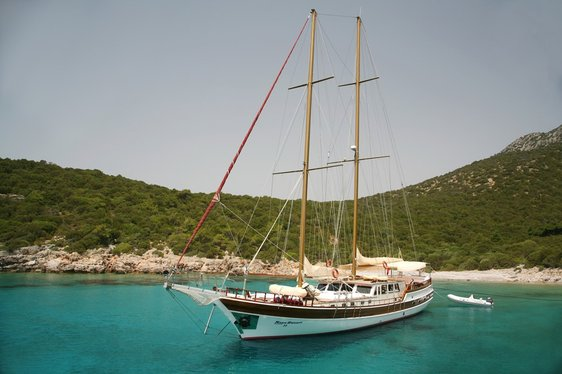 Luxury Gulet 'Kaya Guneri II' Takes Bookings for Croatia Charters in Summer 2017