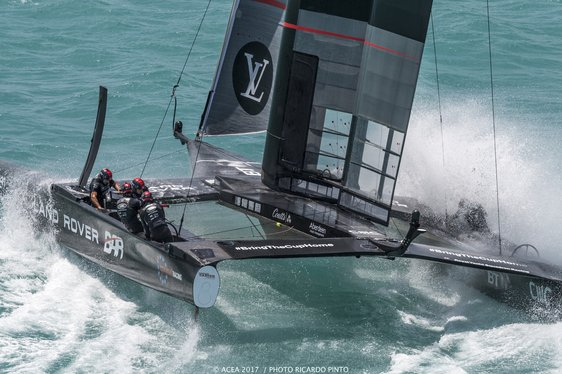 Opening Day of America's Cup 2017 Postponed Until Saturday 27th May