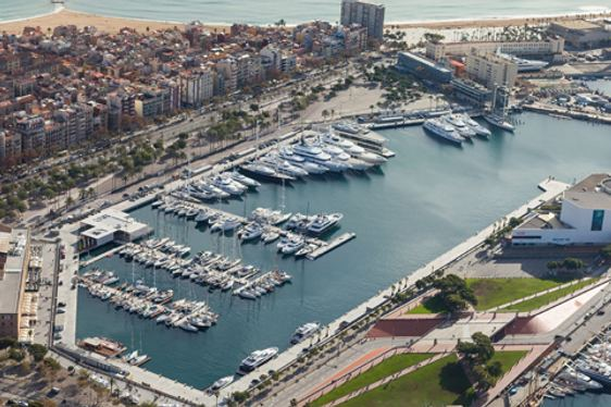 Barcelona to Host MYBA Charter Show 2017
