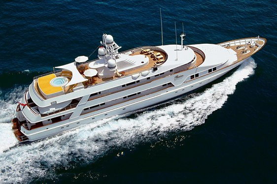 Superyacht PASSION Mediterranean Charter Deal