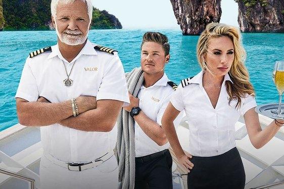 Below Deck Thailand: luxury yacht BG returns as VALOR for season 7