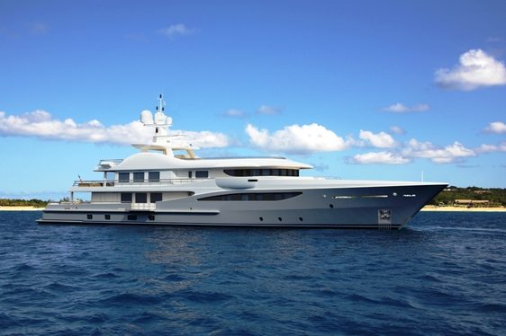 ASTRA will be available for charter along the French Riviera