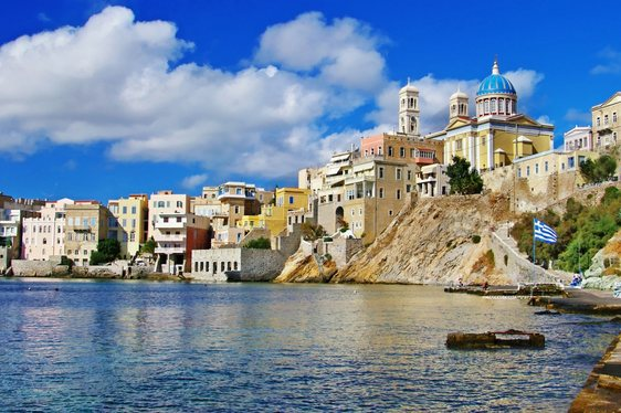 Syros Destination Guide