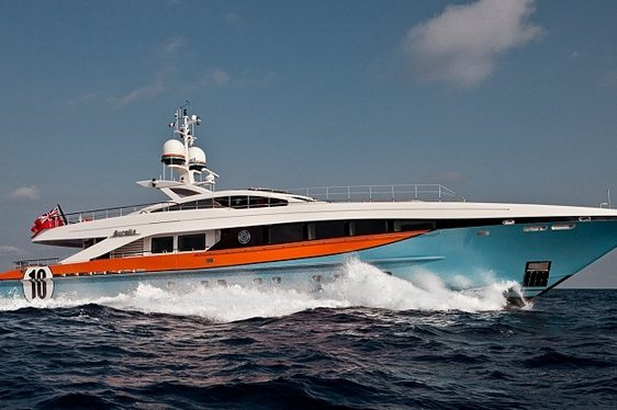 Motor Yacht AURELIA Available in Mykonos