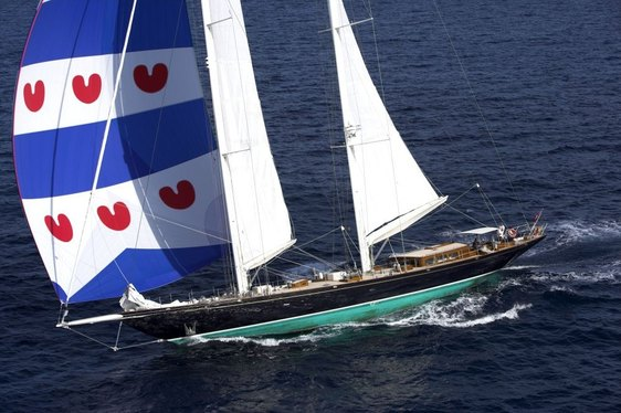 Sailing Yacht 'THIS IS US' Offering Cruising in the Balearics