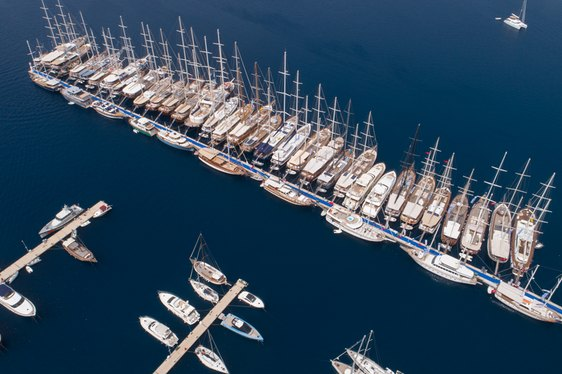 TYBA Yacht Charter Show 2019
