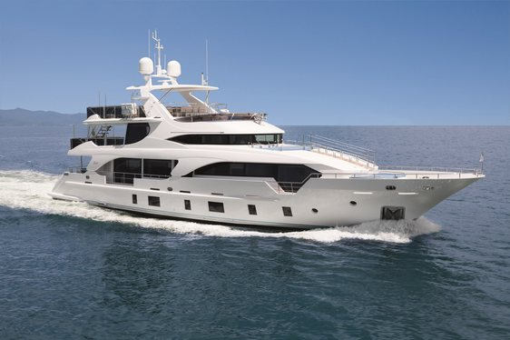 Benetti Motor Yacht INCONTATTO to Join Charter Fleet