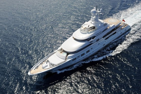 M/Y TV Taking Charter Enquiries For Croatia, Greece and Turkey This Summer