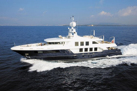 M/Y NATORI available in Ibiza this summer