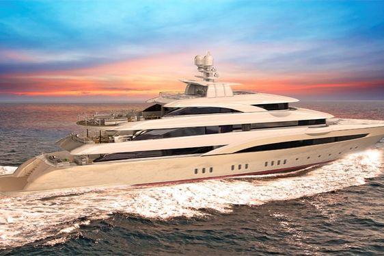 Spotlight on Superyacht 'O'Pari 3'