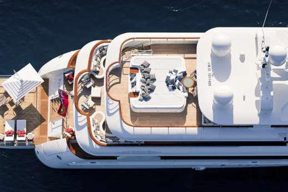 Motor Yacht PRIDE Reveals Special Rate for Croatia Charters