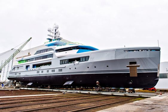 New 72m Superyacht CLOUDBREAK Expected To Be Available For Charter