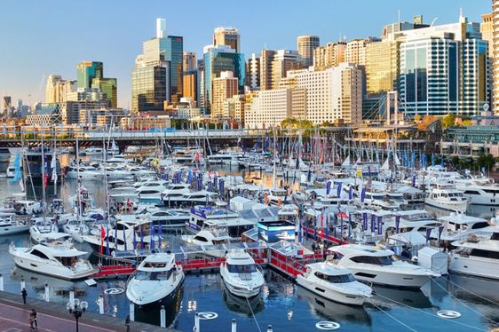 Sydney International Boat Show