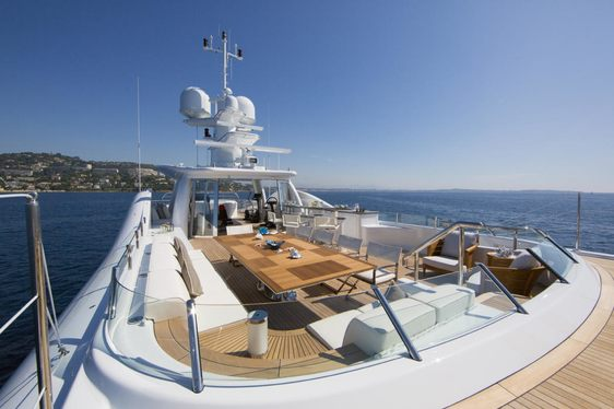 Amels Motor Yacht 4YOU Cruises in Croatia