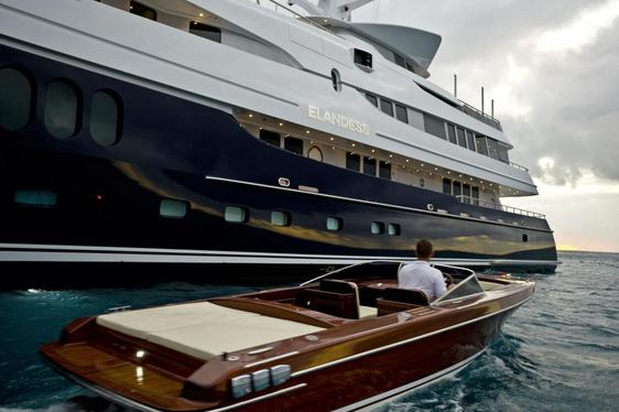 Superyacht ELYSIAN Expected To Join The Charter Fleet