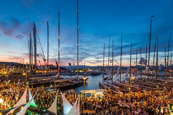 RECAP VIDEO: The Les Voiles de Saint-Tropez 2015
