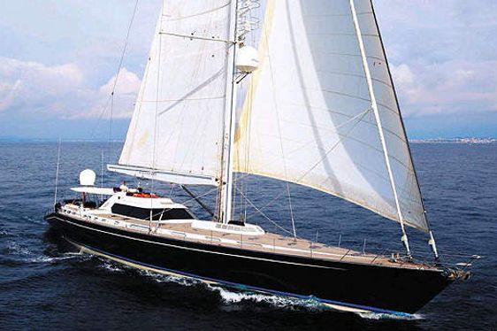 Sailing Yacht Philanderer For Charter